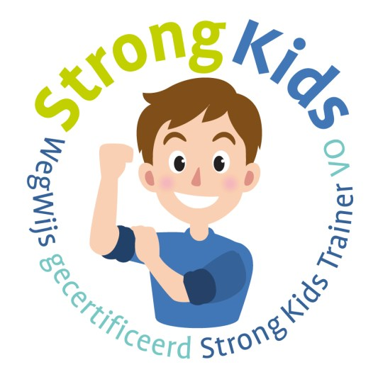 StrongKids logo